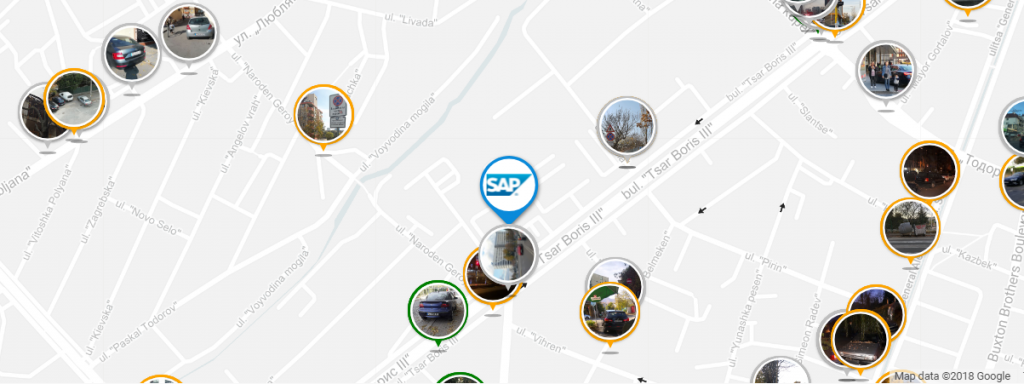 Map-SAP